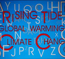 Climate Change - Hidden Message by Phil Woodman
