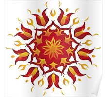 Fire Goblets Poster