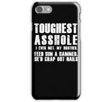 Tough as Nails iPhone Case/Skin
