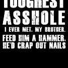 Tough as Nails by CrosbyDesign