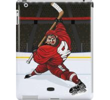 Hockey Man iPad Case/Skin