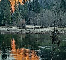 Half Dome Sunset by TonyCrehan