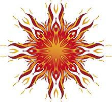Phoenix Fire by BorisBurakov