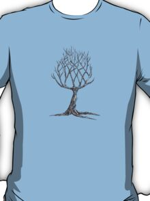 Pen Tree White T-Shirt