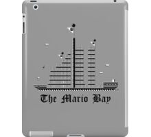 The Mario Bay iPad Case/Skin