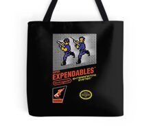 Super Expendables Tote Bag