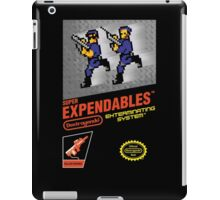 Super Expendables iPad Case/Skin