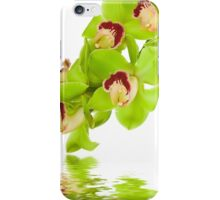 Green Orchid iPhone Case/Skin