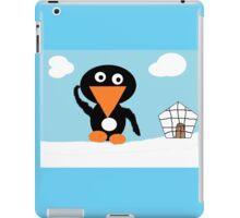 penguin invasion iPad Case/Skin