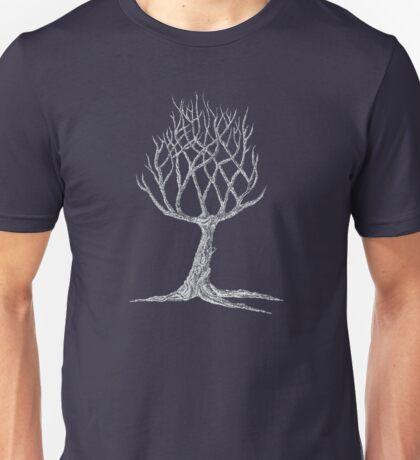 Tree White Unisex T-Shirt