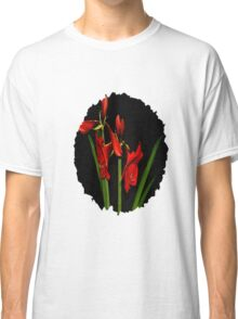 Royal Amaryllis  Classic T-Shirt