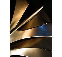 Sculptural curves Photographic Print