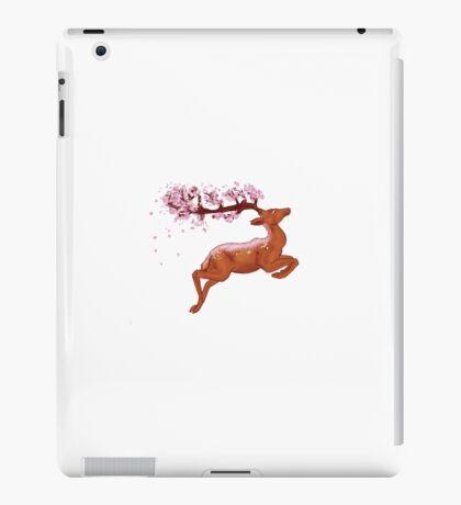 Deery Blossoms iPad Case/Skin