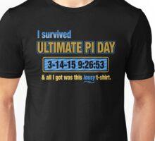 Pi Day Survivor Unisex T-Shirt