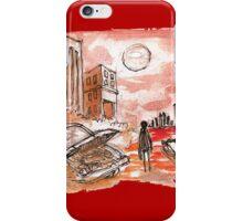 apocalypse red iPhone Case/Skin