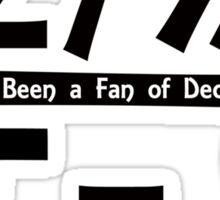 Fun for Pi Day Sticker