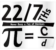 Fun for Pi Day Poster