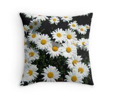 Daisy Love Throw Pillow