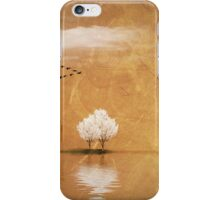 Japanese landscape iPhone Case/Skin