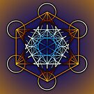 Metatrons Cube #1 by amira