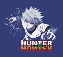 Kirua - Hunter x Hunter by Dandyguy