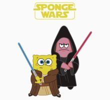 Sponge Wars Kids Clothes