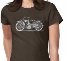 1937 Harley. Womens Fitted T-Shirt