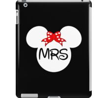 MRS iPad Case/Skin