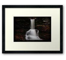 Sheldon Reynolds Autumn Flow Framed Print
