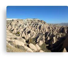 Cappadocia Desert Canvas Print