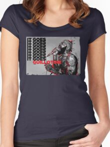 Guillotine Women's Fitted Scoop T-Shirt
