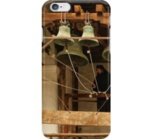 """""""For Whom the Bell Tolls"""" at Rila Monastery, Bulgaria iPhone Case/Skin"""