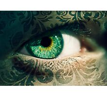 An Eye for Art Photographic Print
