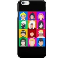 Team Naruto iPhone Case/Skin