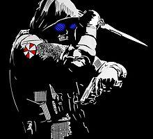 Soldier by johnnycrashh