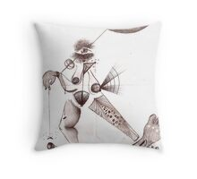 Creation Series #10 Throw Pillow