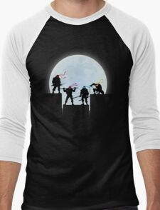 Ninjas Men's Baseball ¾ T-Shirt