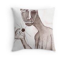 Creation Series #13 Throw Pillow