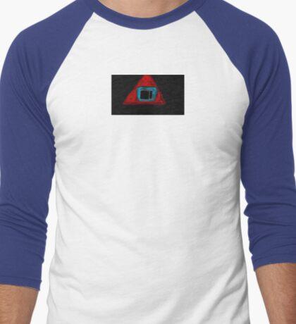 cube of coolness Men's Baseball ¾ T-Shirt