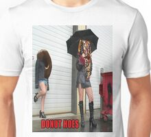 Donut Hoes Unisex T-Shirt