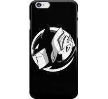 Hero Villain Ying Yang iPhone Case/Skin