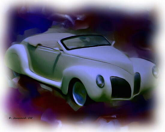 39' Lincoln Zephyr by ezcat