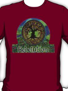 Rebelution Tree of Life 'Bright Side of Life' #3 Beautiful Artwork #2 T-Shirt