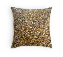 COLOURS OF WATER Throw Pillow