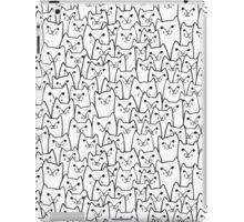 Sly cats iPad Case/Skin