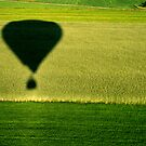balloon shadow by Qba from Poland