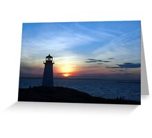 Enchanted Evening Greeting Card