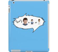 Dammit Jim iPad Case/Skin
