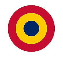 Chadian Air Force - Roundel Photographic Print