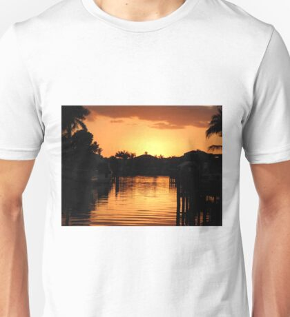 Sunset - Cape Coral, FL Unisex T-Shirt